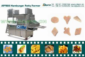 chicken nuggets machine