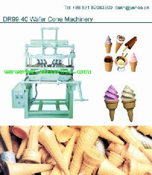 icecream cone machine