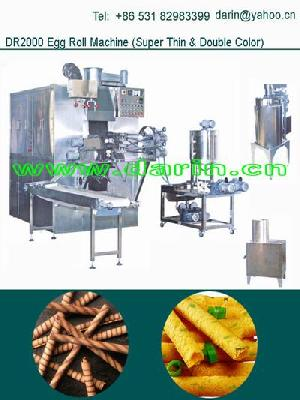 wafer sticks machinery
