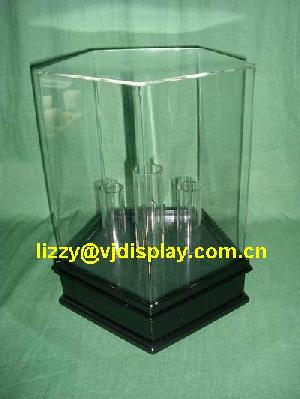 acrylic collectible display case