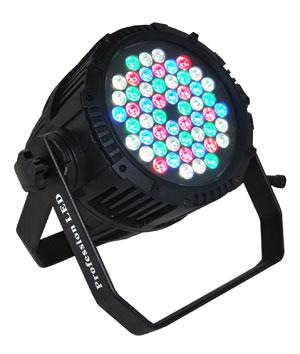 stage lighting 54 rgbw waterproof led light phn040