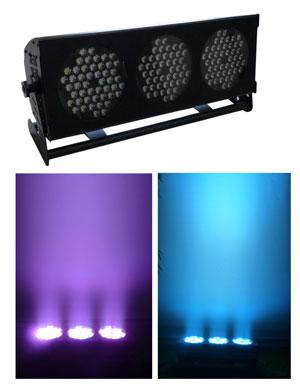 stage lighting washer strobe led changer phn043