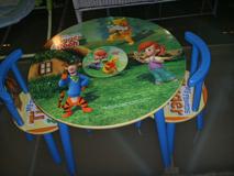 kindergarten furniture desk chair