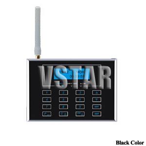 ademco linx burglar alarms diy home security systems auto dialer sms touch keypad
