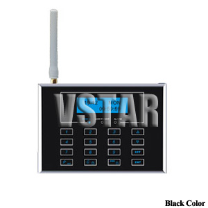 rated home alarm system gsm sim card backup