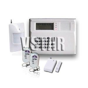 gsm mobile house alarm system sms alert