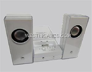 multi media mini auto speaker sd card rsp 003r ipod