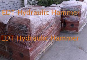 hydraulic hammer breaker bracket