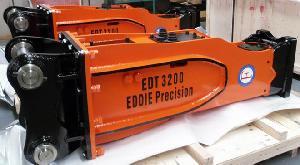rock breaker hydraulic hammer excavator demotion tool moil point chisel backhoe loader