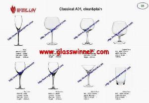 wine glass export