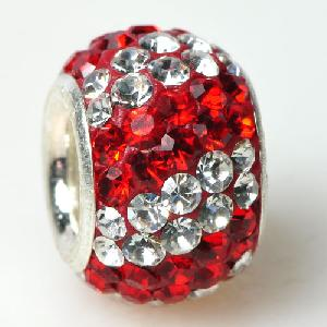 wholesale rhinestone pandora beads