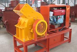 joyal diesel engine crusher varying 1 t h 20