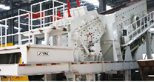 joyal y3s mobile impact crusher varying 50t h 400t