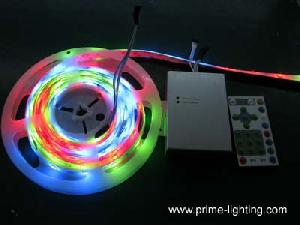 digital rgb led strip lights 5meters reel dc12 24v