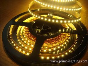 flexible intensity smd3528 led strip lights 5meters reel dc12 24v