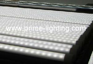lumen t8 led tube lights aluminum base pc reflector internal isolated driver