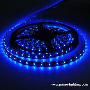 silica epoxy waterproof flexible smd3528 led strip lights 5 meters reel