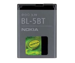 nokia battery bl 5bt n75 7510s 2600c