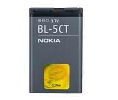 nokia battery bl 5ct 5220 5630 6303c