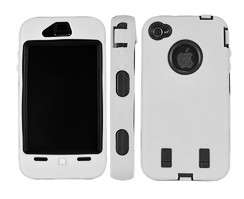 rugged hard plastic case iphone 4