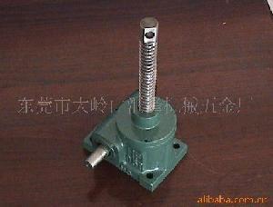 jack screws gear screw lift