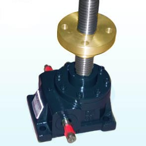 rotating jack screws machine screw actuators trapezoidal