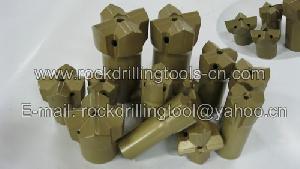 blast furnace tapping drilling tools cross drill bit