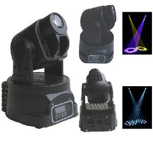 1 15w mini moving head spot light ce certificate
