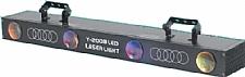 rgbw led dj laser light disco lighting