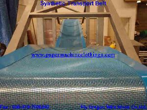 polyester filter belt