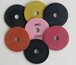 export polishing pads
