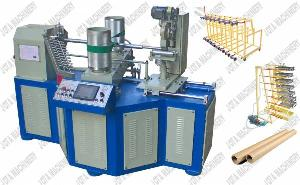 jt 50a paper tube slotting machine