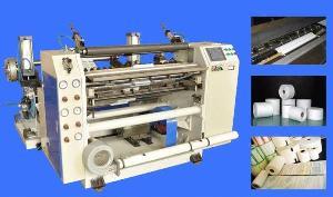 jt slt 1200 carbonless paper slitting machine