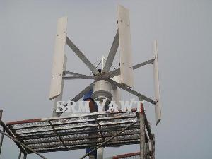 1kw vertical axes wind turbine