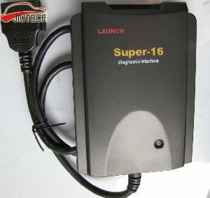 launch 16 diagnostic connector