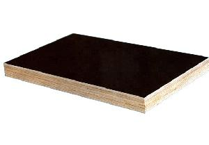 export film faced plywood concrete form