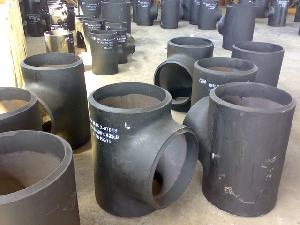 butt weld fittings astm 234 gr wpb ansi b16 9 elbow lr sr 45 90 deg tee reducer cap