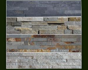 slate culture stone mosaic pebbles pastes mushroom roofing