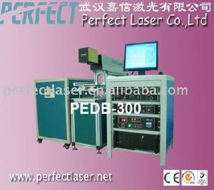 laser pedb 300 diode pumped precision marking machines