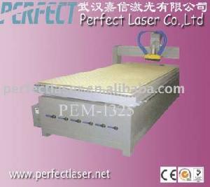 laser pem 1325 cnc router wood machine