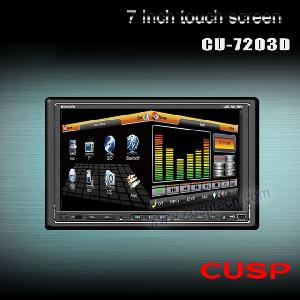 2 din car dvd player gps