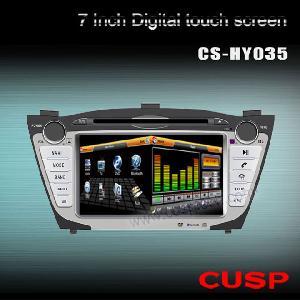car dvd player gps hyundai ix35 tucson 2010
