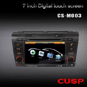 car dvd player gps mazda 3