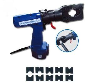 portable cordless crimping tool