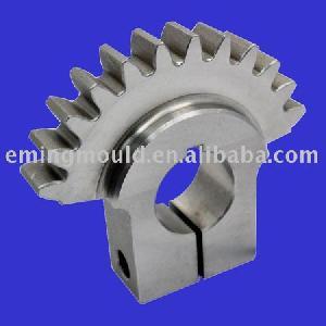 piezas de acero inoxidable mecanizado personalizados