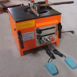 fivestar tools electrical rebar bender steel rope