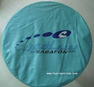 advertising customized logo spare tire covers