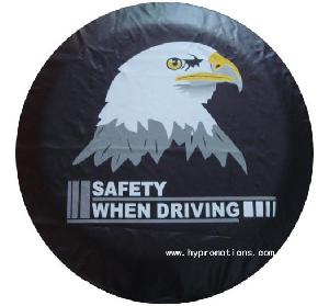 advertising spare tire covers