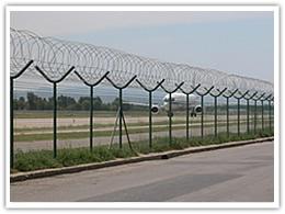airport railing