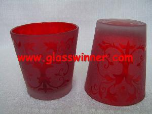 sandblast glass factory